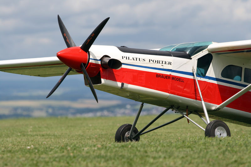 Pilatus PC-6 (Turbo-)Porter